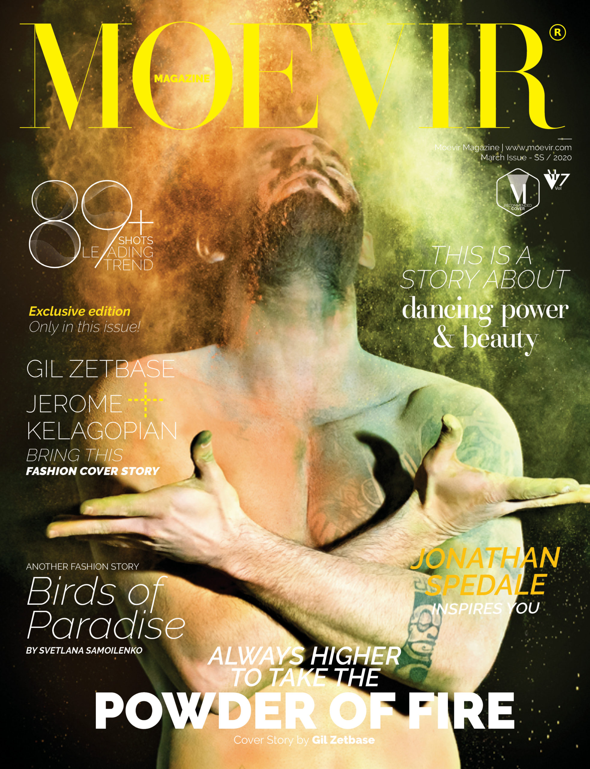 Moevir Magazine Gil Zetbase