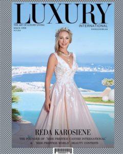 luxury magazine Gil Zetbase